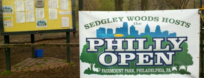Sedgley Woods Disc Golf Course is one of Top Picks for Disc Golf Courses 2.