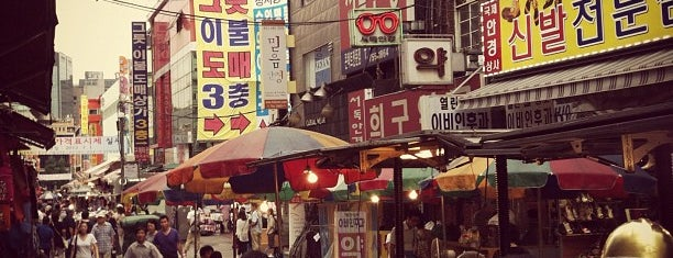 Mercado Namdaemun is one of Seoul.