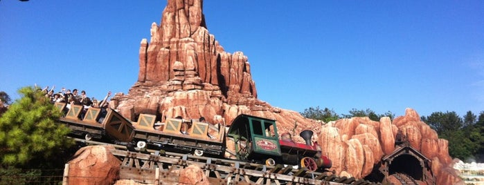 Big Thunder Mountain is one of JAPAN TOKYO.