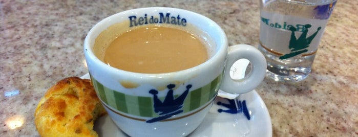 Rei do Mate is one of Bakeries, Coffee Shops & Breakfast Places.