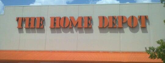 The Home Depot is one of Posti che sono piaciuti a Adam.