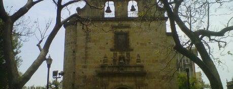 Templo de Nuestra Señora de Aranzazú is one of Guadalajara, MX.