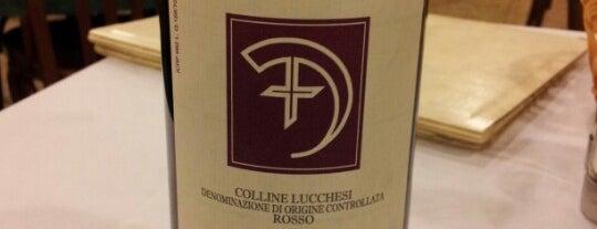 Da Giulio in Pelleria is one of Mangiare a Lucca C&G.