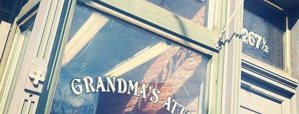 Grandma's Antiques is one of St. Paul.