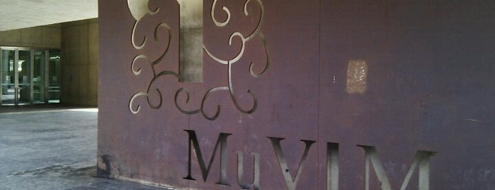 MuVIM is one of Valencia.