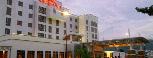 Hilton Garden Inn Tuxtla Gutierrez is one of Selim : понравившиеся места.