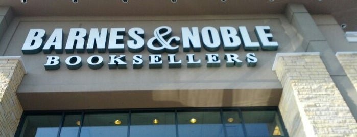 Barnes & Noble is one of Portland Faves.