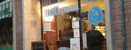 2D2Dspuma is one of Bars in Barcelona.