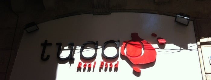 Tucco is one of Restaurantes Bcn.