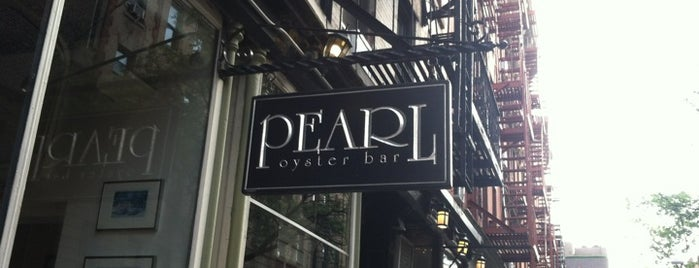 Pearl Oyster Bar is one of all time faves.