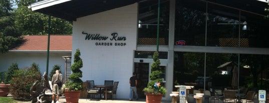 Willow Run Garden Center is one of Lina : понравившиеся места.