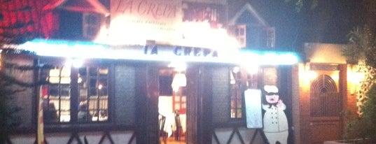 La Crepa is one of Locais salvos de Brian.