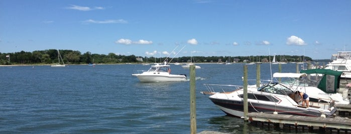 Sag Harbor Bay is one of North Fork Fun and Games.