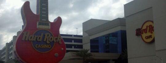 Hard Rock Cafe Biloxi is one of Hard Rock Cafes I've Visited.