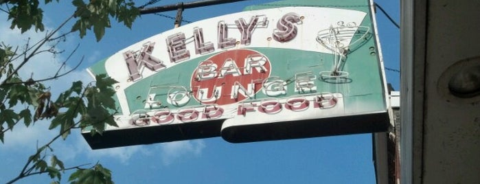 Kelly's Bar & Lounge is one of Bars in Pittsburgh.