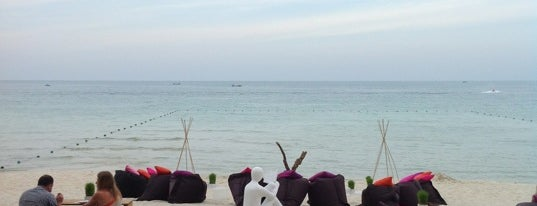 The Beach Bar is one of SOUTH EAST ASIA Dining with a View.