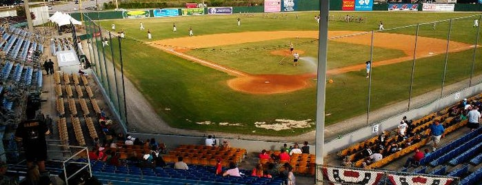 Capital City Stadium is one of Baseball Stadiums To Visit.