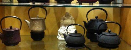 Teavana is one of Tea.