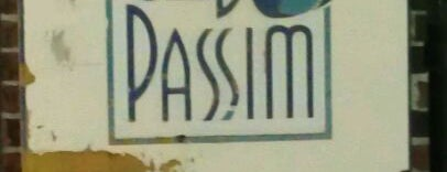 Club Passim is one of Nightlife.
