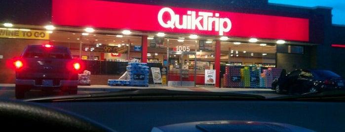 QuikTrip is one of 💋💋Miss'in Beğendiği Mekanlar.