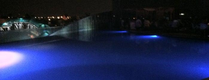 Aqua is one of Hyderabad.