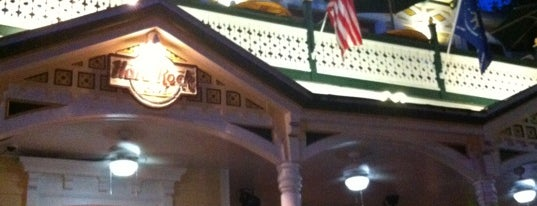 Hard Rock Cafe Key West is one of Hard Rock Cafes I've Visited.