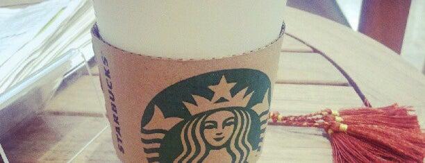 Starbucks is one of Orte, die Zoba gefallen.