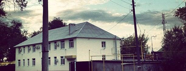 Азов is one of Города Ростовской области.