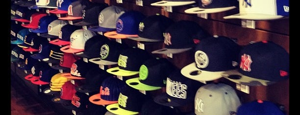 New Era Flagship Store: New York is one of NYC 2014.