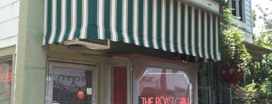The Roast Grill is one of Hot Dogs.