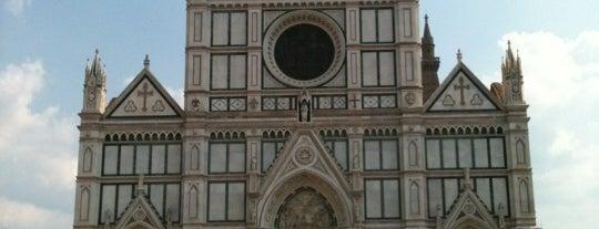 Piazza Santa Croce is one of Toscane.