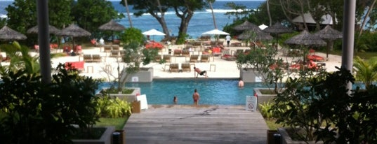 Kempinski Resort Seychelles is one of Marinaさんの保存済みスポット.