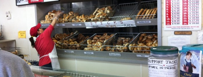 New York Bagel & Bialy is one of Unofficial LTHForum Great Neighborhood Restaurants.
