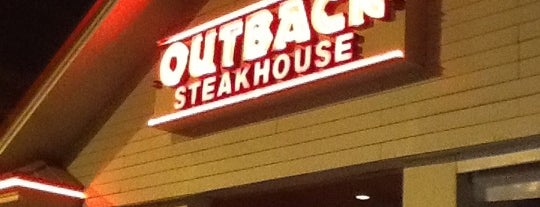 Outback Steakhouse is one of Porto Alegre Tour.