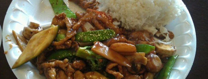 Yum Yum Asian Cafe is one of FOOD.