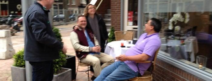 Heerlijk! is one of Amsterdamn this food looks good.