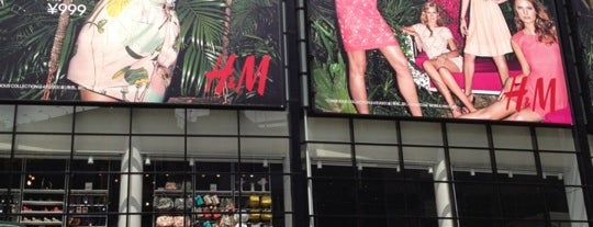 H&M is one of bldg..