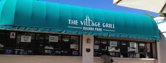 The Village Grill is one of Shannon's favorite things.