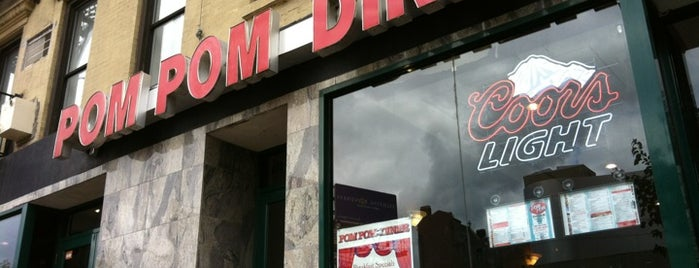 Pom Pom Diner is one of Best Hell's Kitchen Diners.