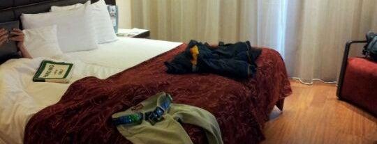 Eurostars Center Hotel Budapest is one of สถานที่ที่ Nataly ถูกใจ.