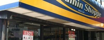 The Vitamin Shoppe is one of Locais salvos de Priscila.