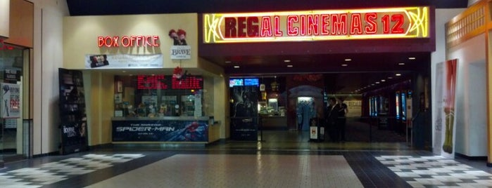 Regal Northtown Mall is one of Must-visit Movie Theaters in Spokane.