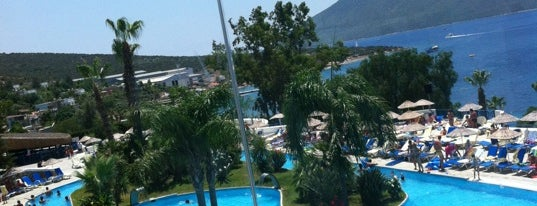 Bodrum Holiday Resort & Spa is one of muğla 14.