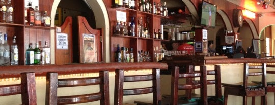 Tequila Barrel is one of Marta's Saved Places.