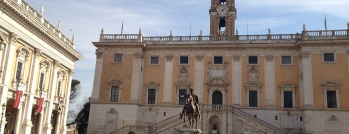 Piazza del Campidoglio is one of Rom To Do.