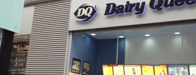 Dairy Queen is one of Locais curtidos por Hilda.