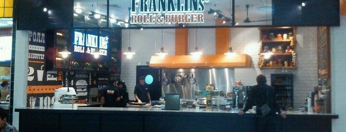 Франклин'с Бургер is one of Есть можно.