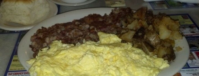 Knight's on Main is one of Trudy's list.