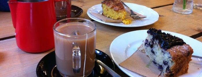 Coffee Is My Cup Of Tea is one of Hackney Coffee, yeah!.