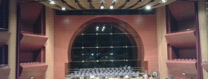 Auditorio Alfredo Kraus is one of Orozco Unico2 by OWM.